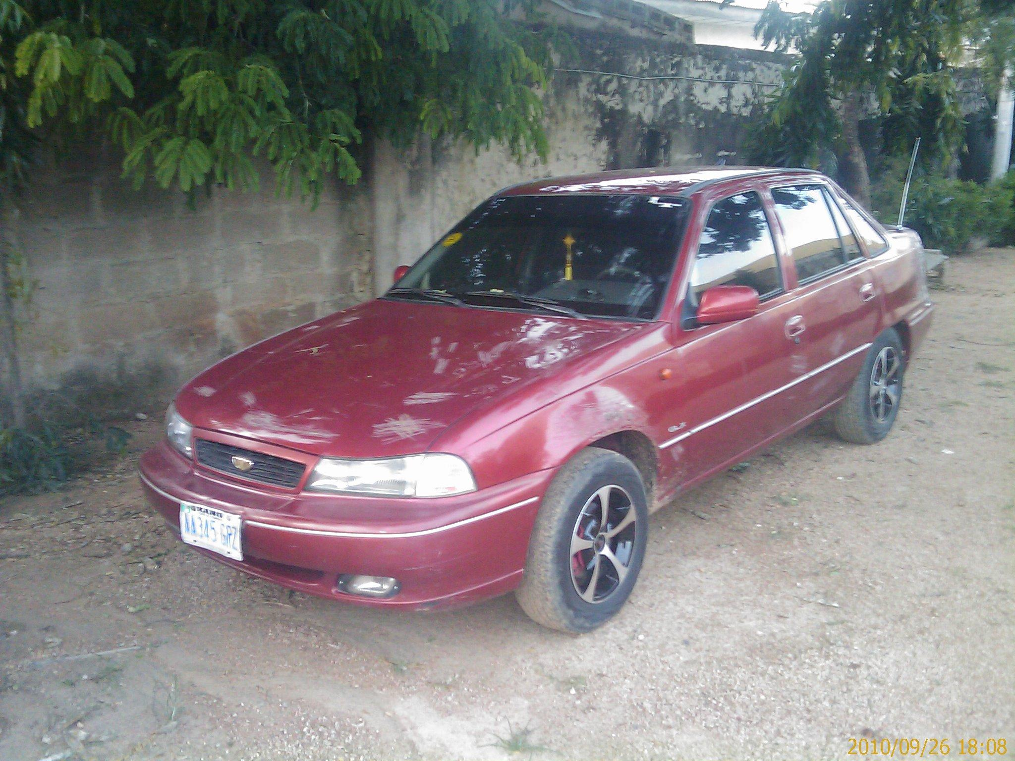 ee 1997 Daewoo Cielo Specs, Photos, Modification Info at CarDomain