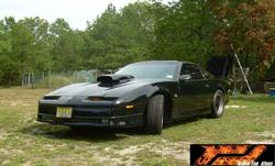 BlackTopKings 1989 Pontiac Trans Am