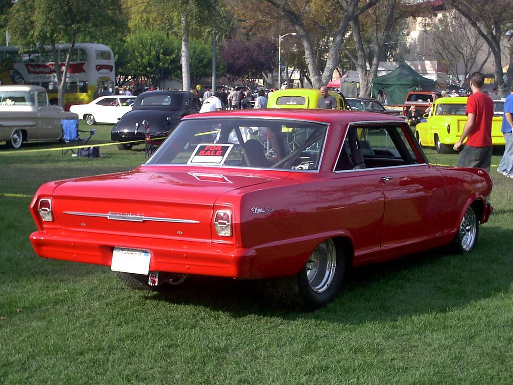 Another eastbayrider510 1963 Chevrolet Nova post... - 12098601