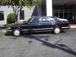 mikeys1stbenz 1989 Mercedes-Benz 400SEL
