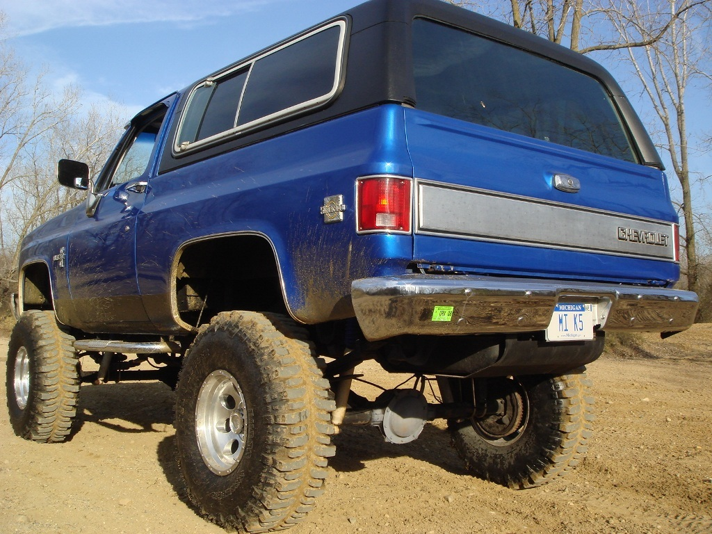 Related Pictures 1985 chevy lift kit by corinna