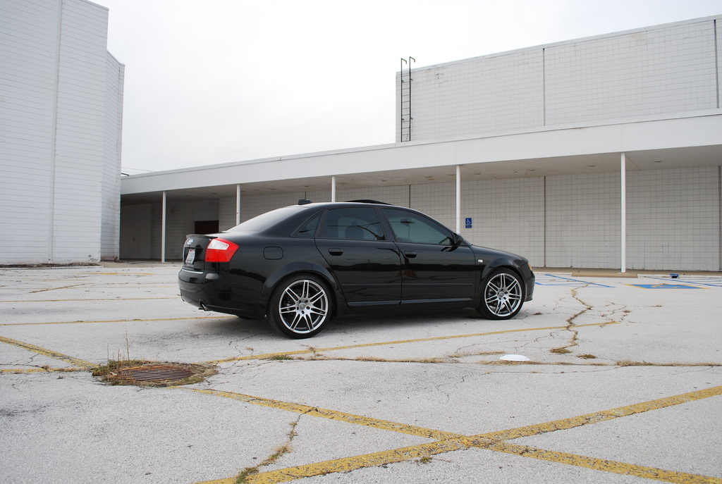 Another 72bimmer 2004 Audi A4 post... - 12100442
