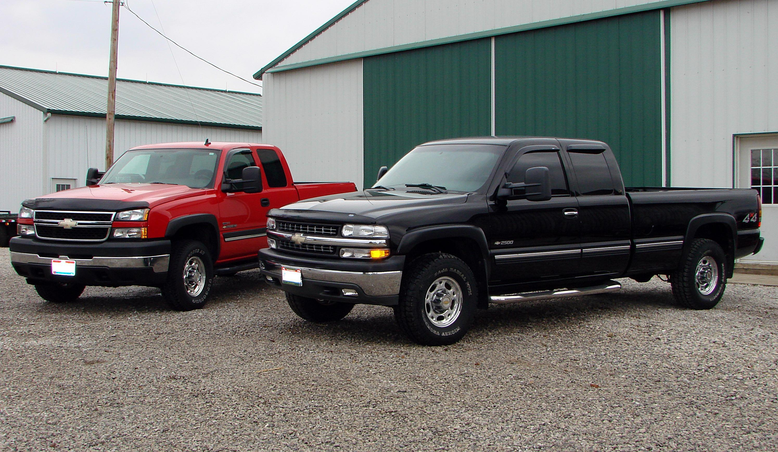 Another Jimbob05 2000 Chevrolet Silverado 2500 HD Extended Cab post... - 12100600