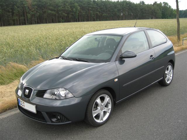 ibizadriver 2006 seat ibiza specs photos modification info at cardomain. Black Bedroom Furniture Sets. Home Design Ideas