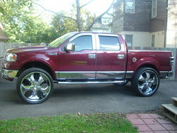 uhyeah 2006 Lincoln Mark LT