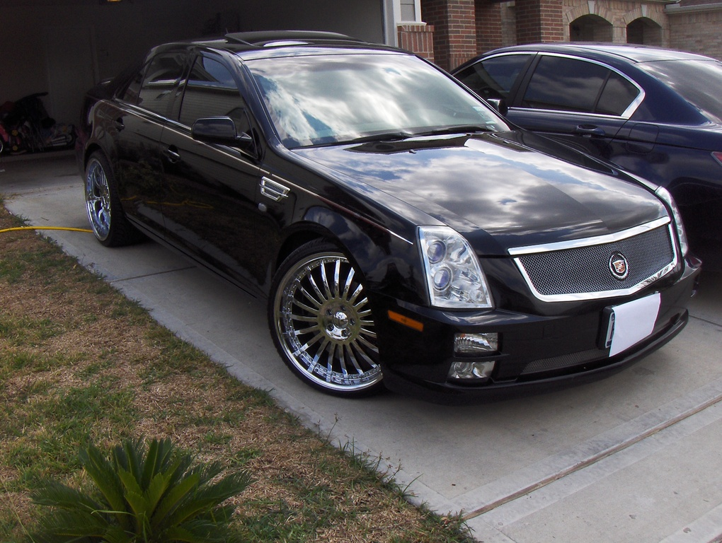 Nvb8100 2005 Cadillac Sts Specs Photos Modification Info