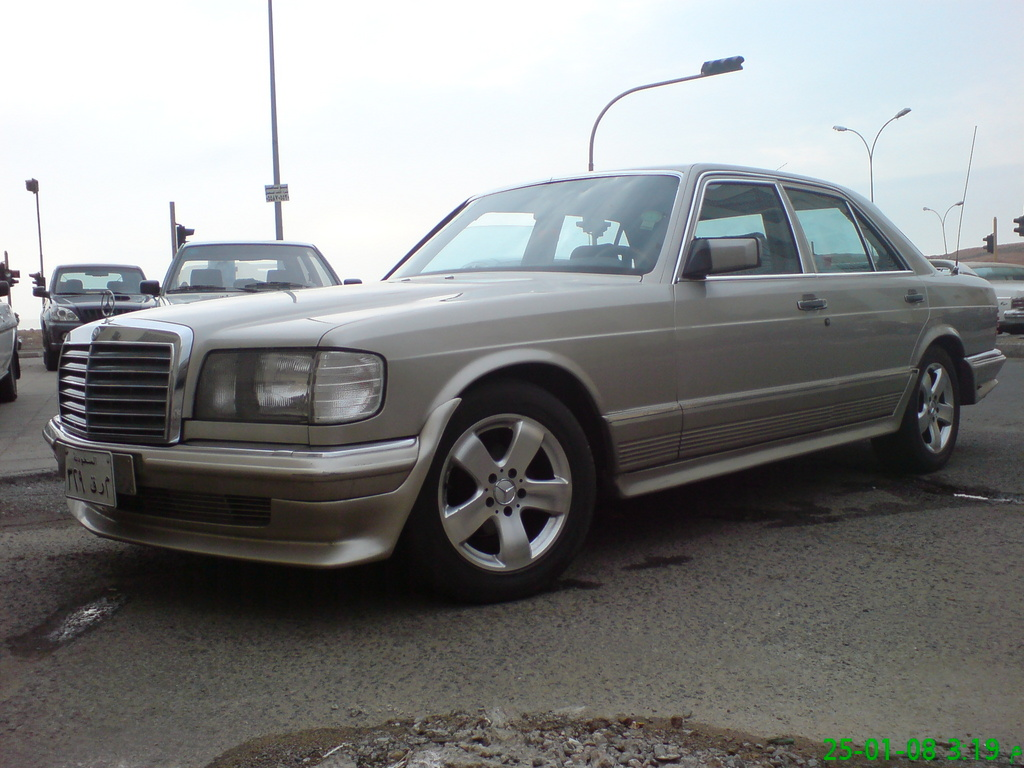 280SE AMG Body Kit Coool Car
