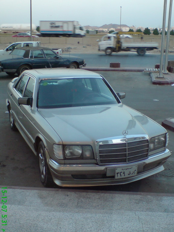 Another AhmedAMG 1985 Mercedes-Benz S-Class post... - 12102216