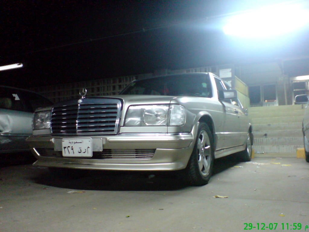 Another AhmedAMG 1985 Mercedes-Benz S-Class post... - 12102217