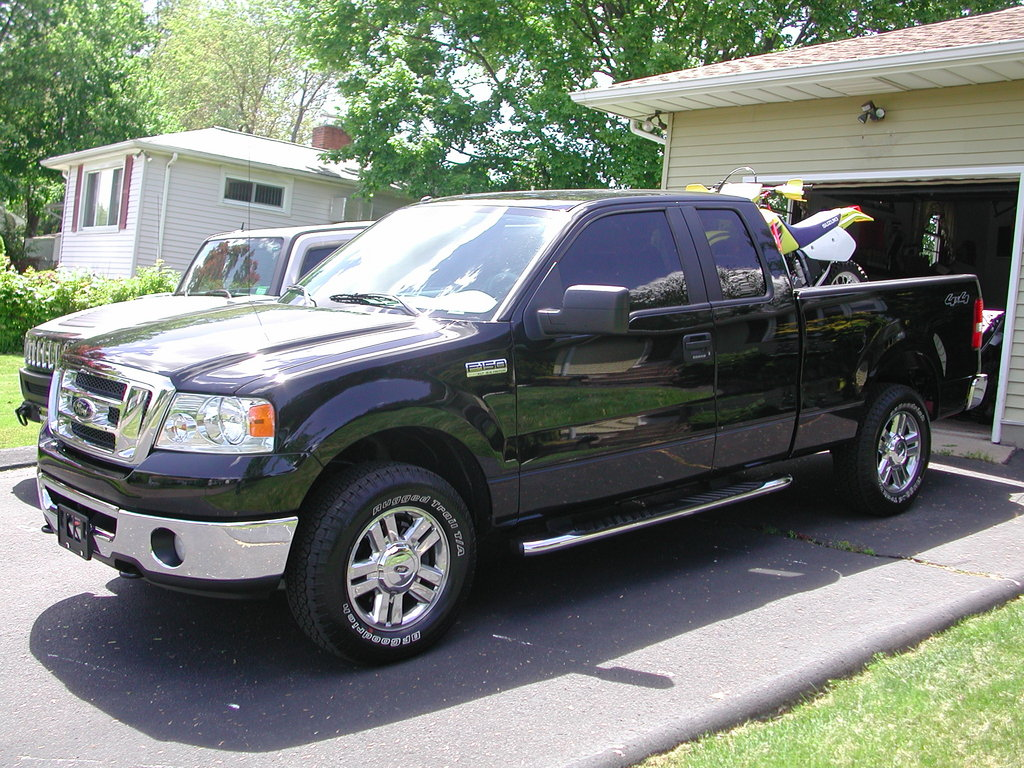 loweguy1 2008 ford f150 regular cab specs photos modification info at cardomain. Black Bedroom Furniture Sets. Home Design Ideas