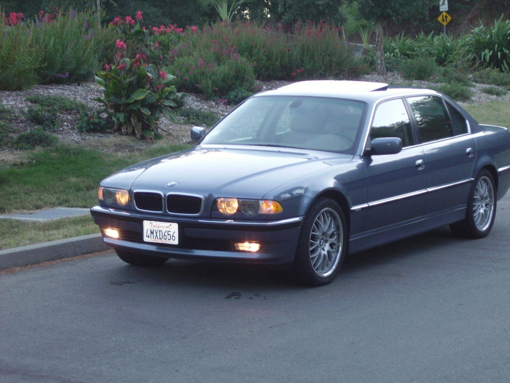 spooniepin 2001 bmw 7 series specs photos modification. Black Bedroom Furniture Sets. Home Design Ideas