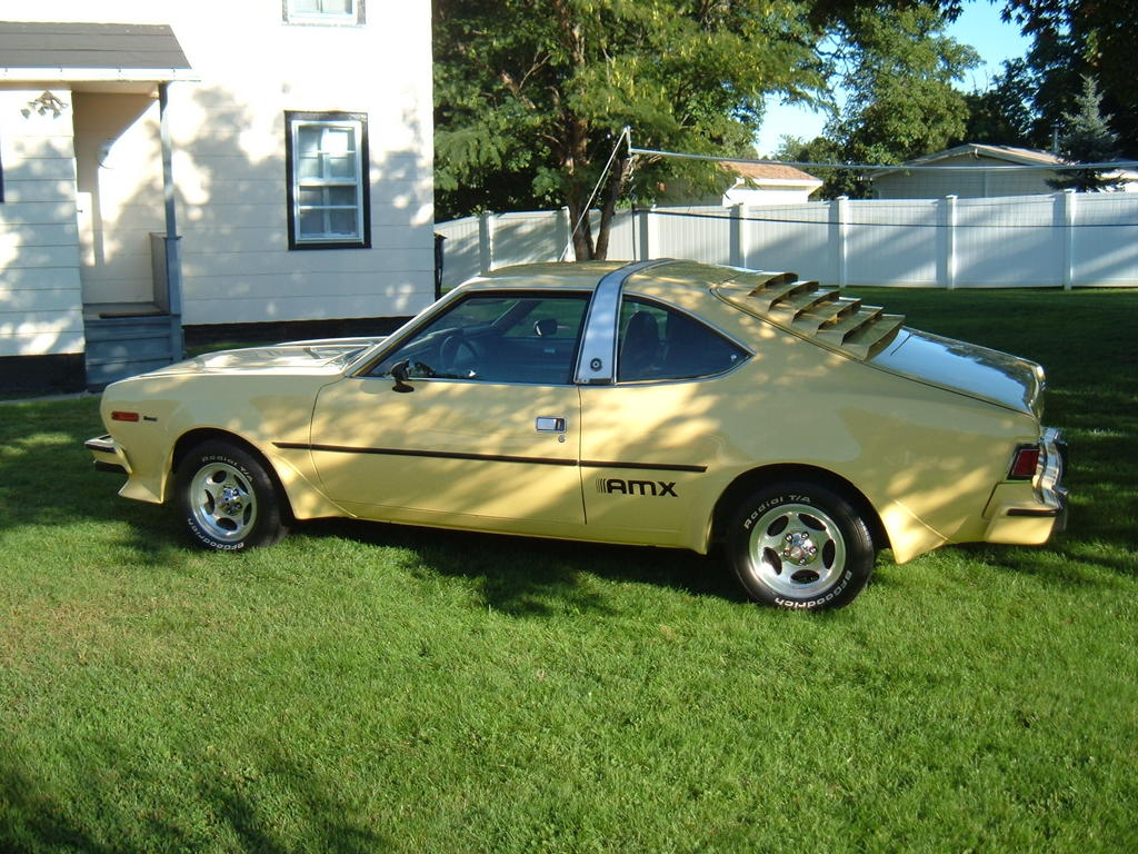 Another dishwalla 1977 AMC AMX post... - 12103353