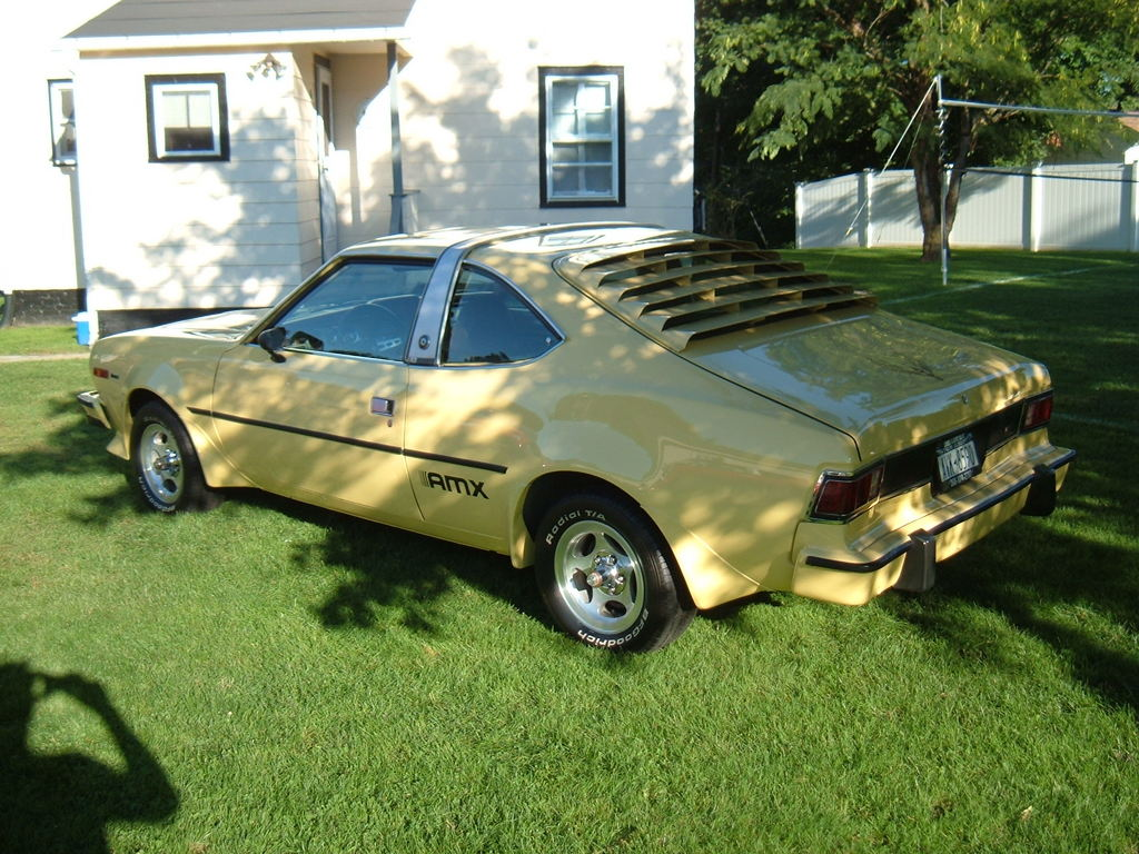 Another dishwalla 1977 AMC AMX post... - 12103354