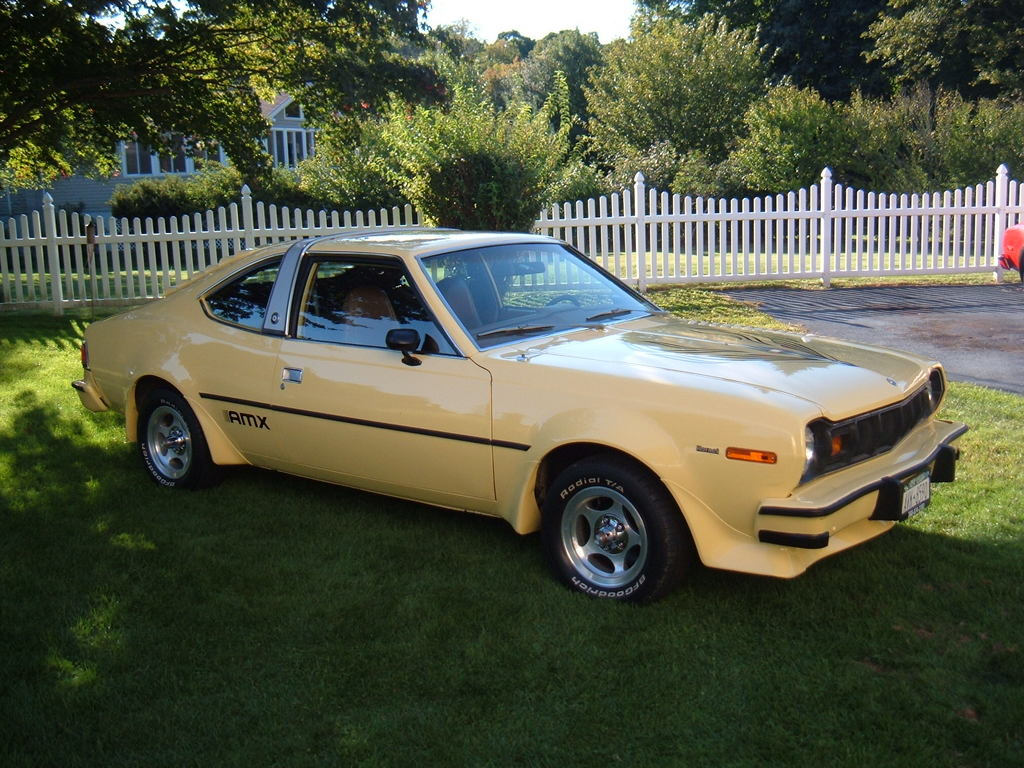 Another dishwalla 1977 AMC AMX post... - 12103356