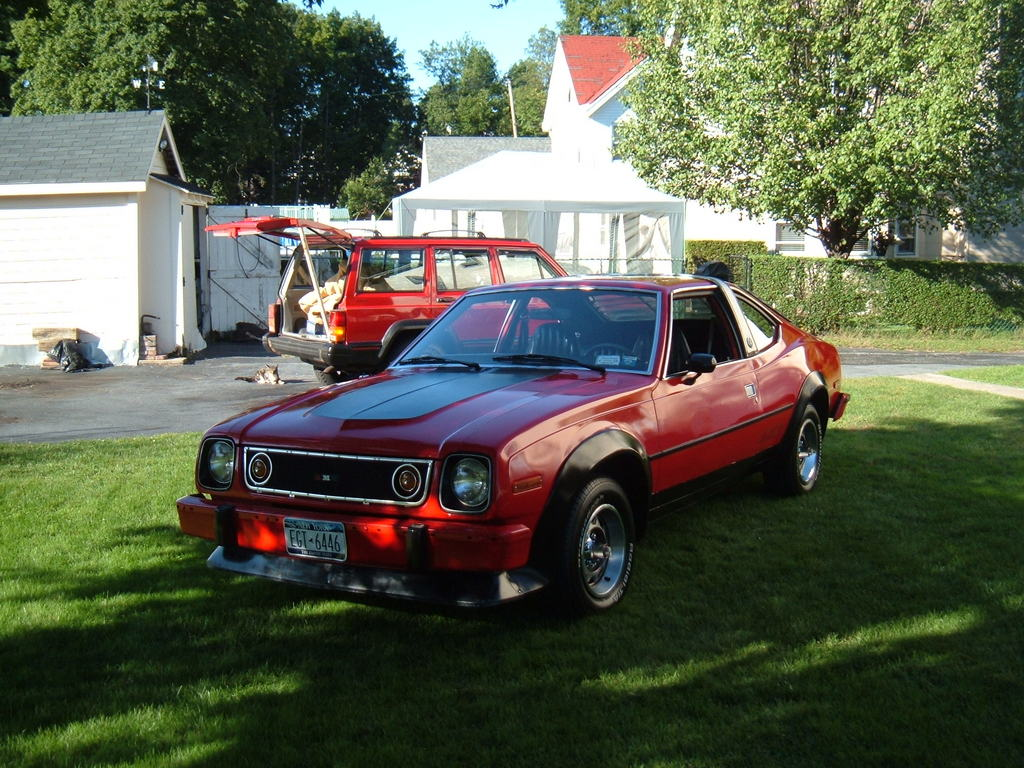 dishwalla 1978 AMC AMX