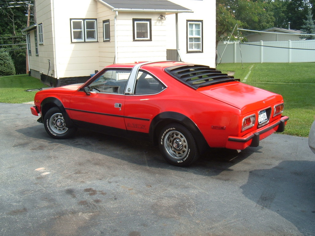 Another dishwalla 1978 AMC AMX post... - 12103350