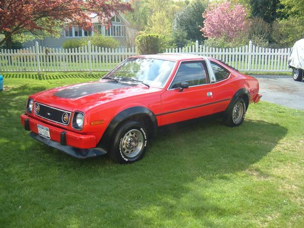 Another dishwalla 1978 AMC AMX post... - 12103352