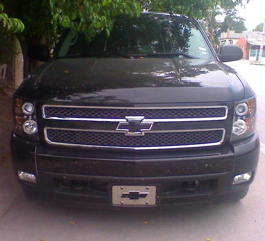 Gilbertohdo 2008 Chevrolet Silverado 1500 Regular Cab