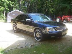dub500s 2005 Ford Five Hundred
