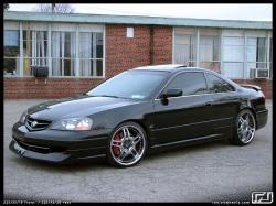 RonJonWheelss 2003 Acura CL