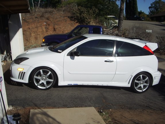 04saleen35's 2004 Ford Focus