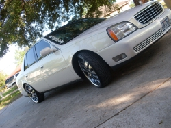 cfdrummers 2004 Cadillac DeVille 