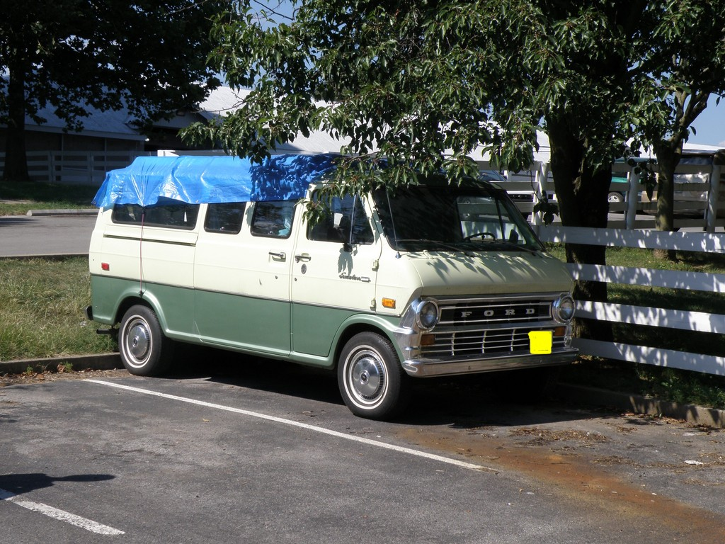 Another DaHawn 1974 Ford Econoline E150 Passenger post... - 12105661