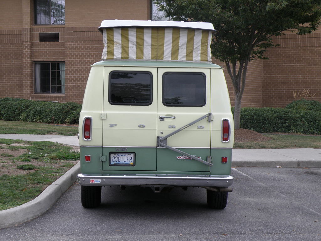 Another DaHawn 1974 Ford Econoline E150 Passenger post... - 12105664