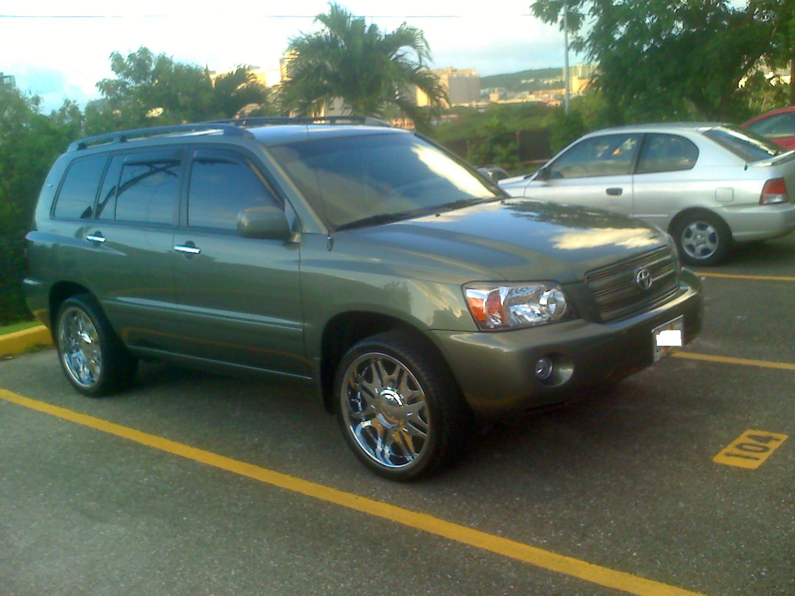 cat5_30's 2007 Toyota Highlander