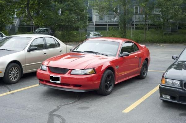 ScreaminV8 1999 Ford Mustang
