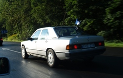 ntsc443s 1984 Mercedes-Benz 190-Class