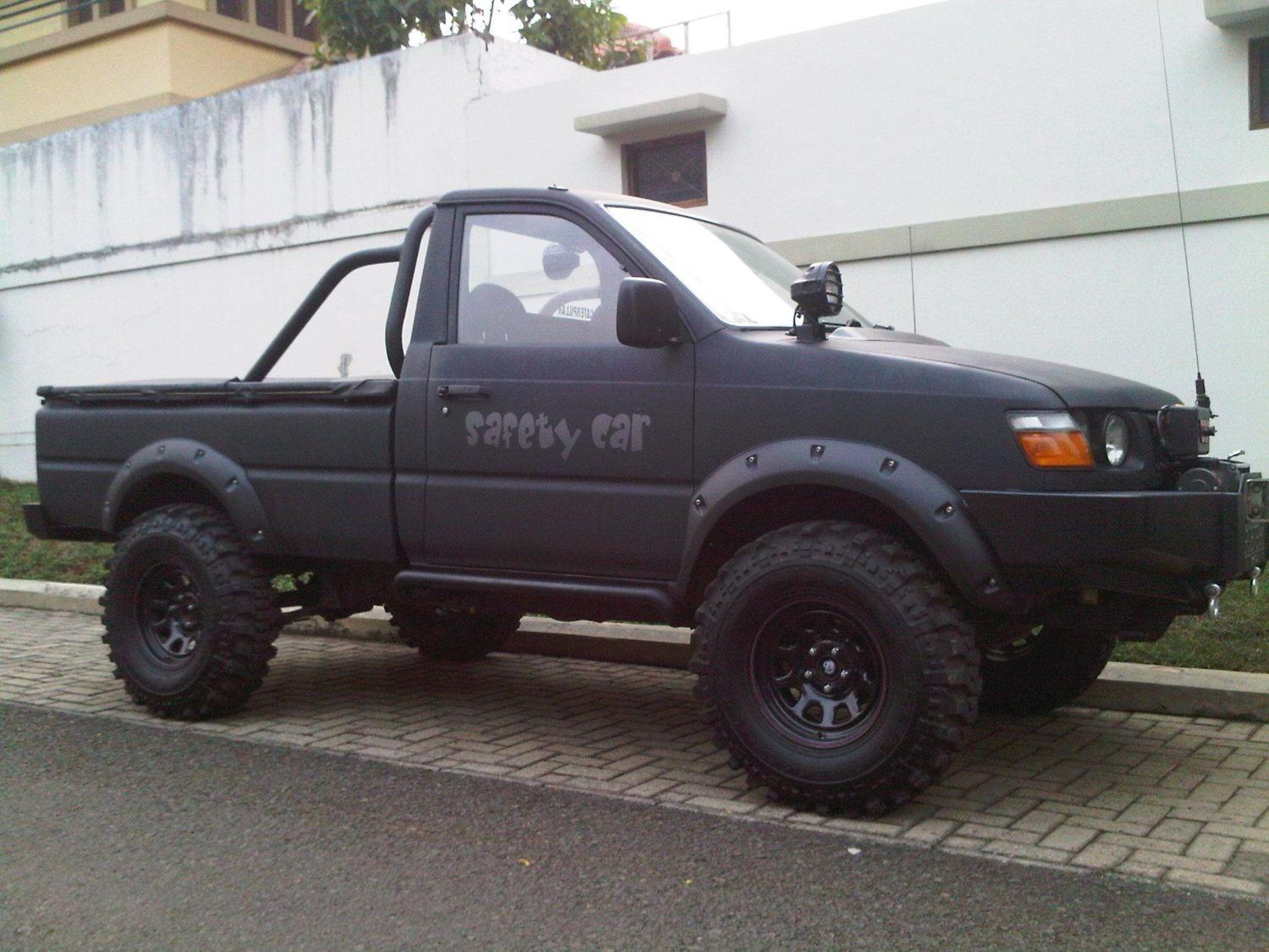 Boeboedogie 1997 Toyota Unser Specs Photos Modification