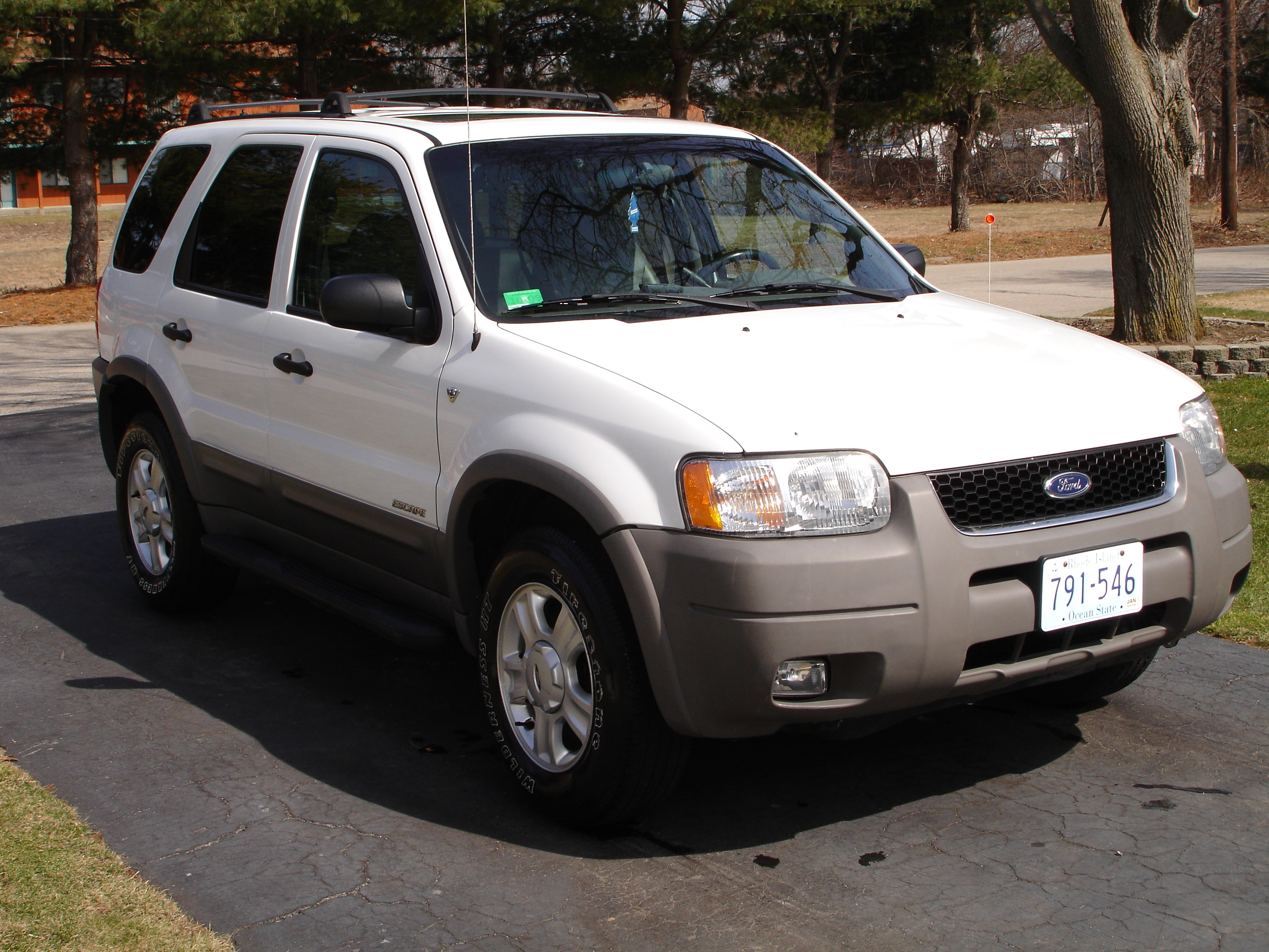 Another BIGBUB 2001 Ford Escape post... - 12106344