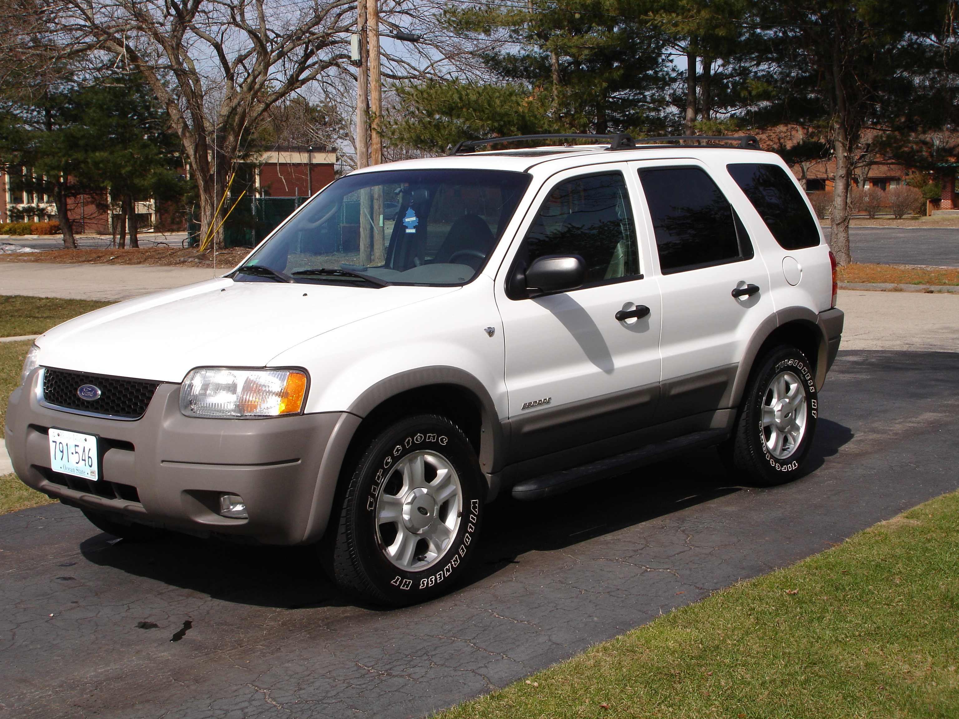 Another BIGBUB 2001 Ford Escape post... - 12106345