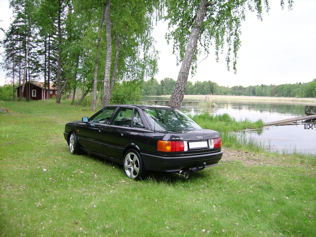 Another TheGreenWish 1991 Audi 80 post... - 12106319