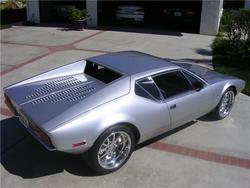 EvodRacing 1972 DeTomaso Pantera