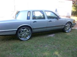 lumbeethug8s 1991 Lincoln Town Car