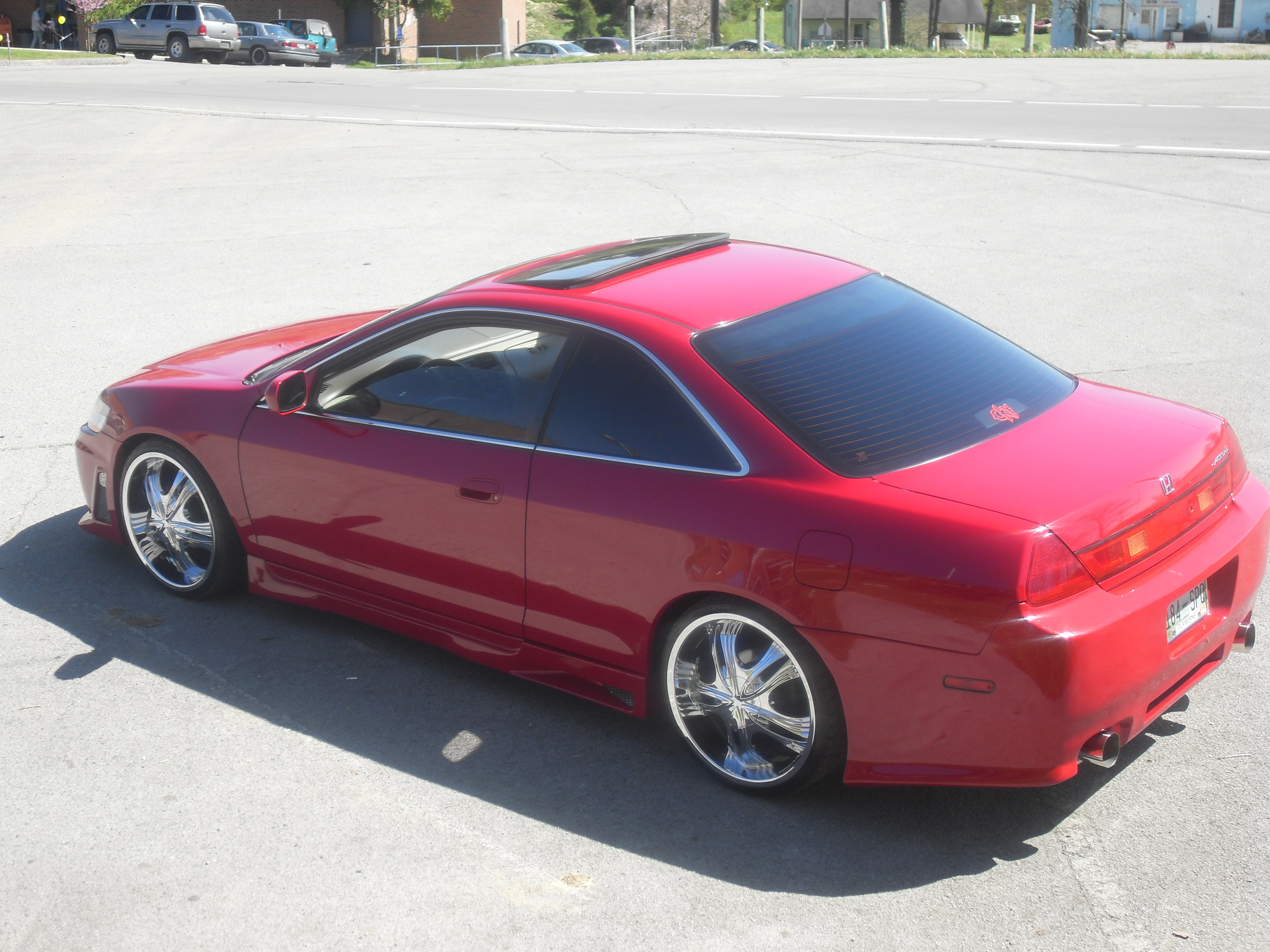 Another Alcapone29 2000 Honda Accord post... - 12107969
