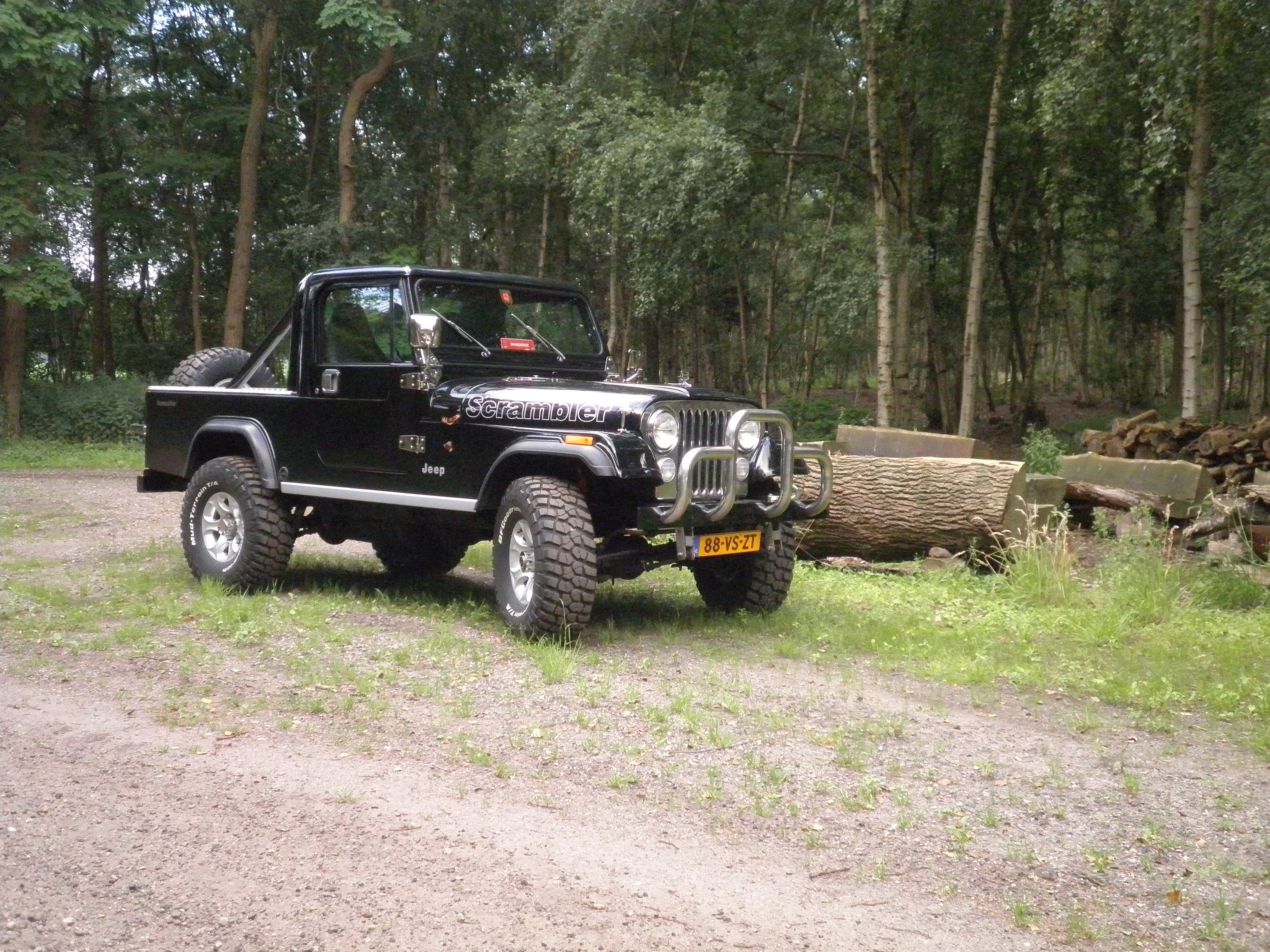 1982 Jeep CJ8-Scrambler