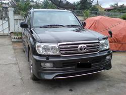 without81 2007 Toyota Land Cruiser