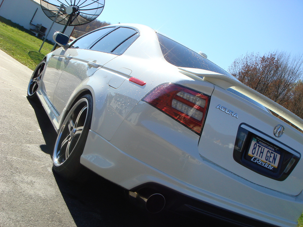 Acura Tl Wheels >> all_jap_racing 2007 Acura TL Specs, Photos, Modification ...