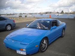 Jesska03s 1993 Nissan 180SX