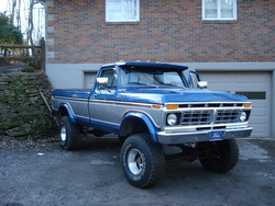 BigBlueFord11s 1979 Ford F150 Regular Cab