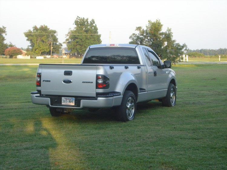 blueRegency 2008 Ford F150 Regular Cab 18799438