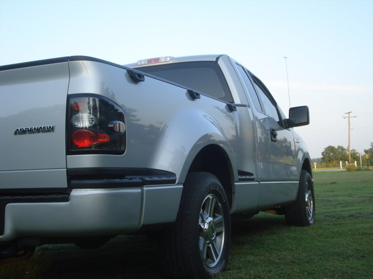 blueRegency 2008 Ford F150 Regular Cab 18799450