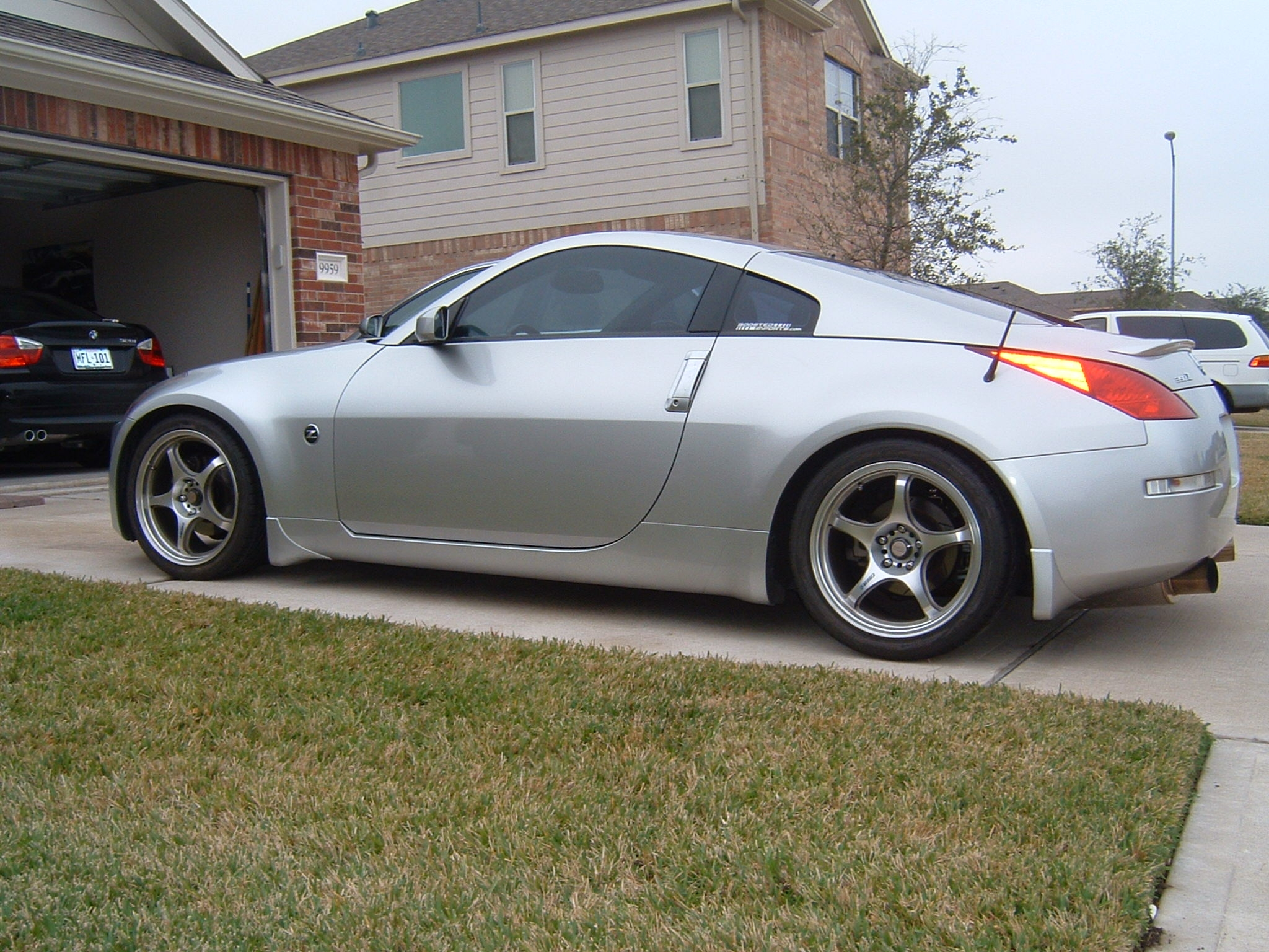 boostedimports 2003 nissan 350z specs photos. Black Bedroom Furniture Sets. Home Design Ideas