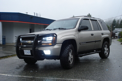 mike89z24s 2002 Chevrolet TrailBlazer