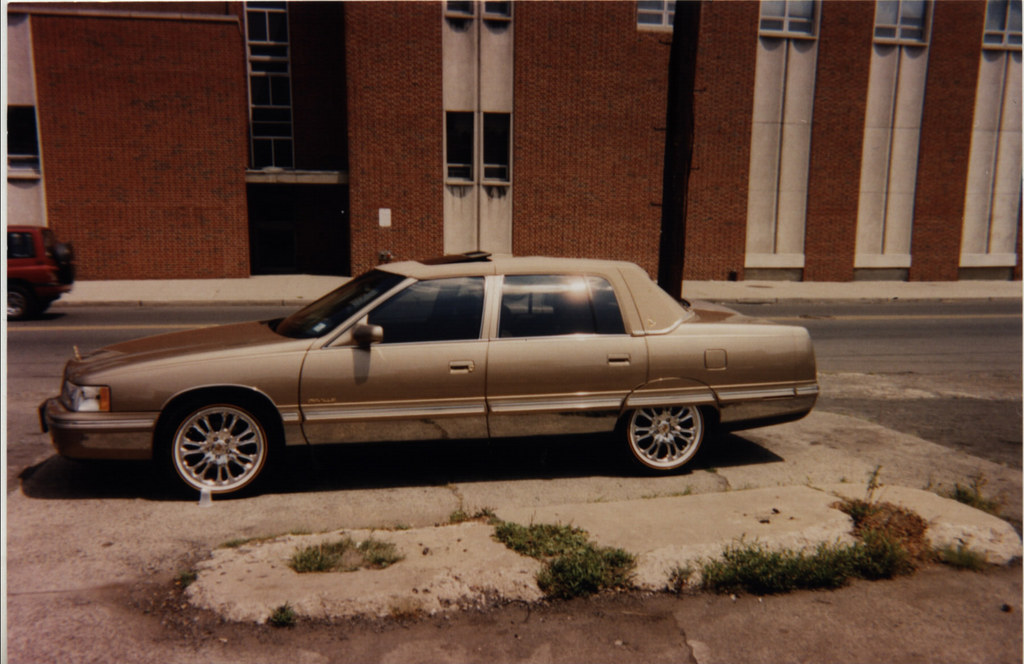 Another Stylealistic 1999 Cadillac DeVille post... - 12112338