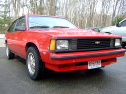 Bigfoot1313 1985 Chevrolet Citation