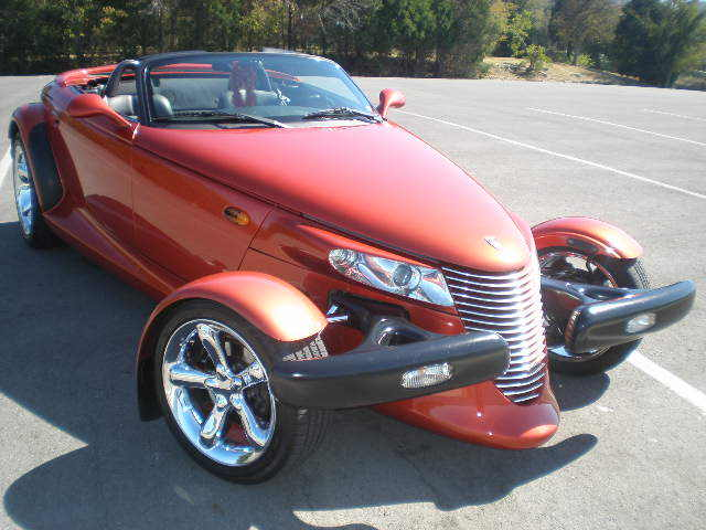 BClemmons 2001 Chrysler Prowler
